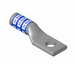Thomas & Betts 60132 Color-Keyed® Compression Lug; 1 Hole, 1/2 Inch Stud, 1/0 AWG, Aluminum, Tan