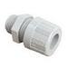 Woodhead / Molex 5528W MAX-LOC® Strain Relief Cord-Sealing Grip; 1/2 Inch, MNPT, 0.375 - 0.437 Inch, Nylon, Green
