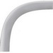 Cantex 5121016 90 Degree Elbow; 2-1/2 Inch, Plain End, 36 Inch Radius, PVC, Gray, SCH 80