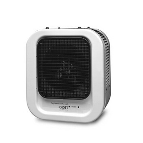Cadet 09265 Unit Heater; 350 cfm, 1 Or 3 Phase, 204/208 Volt, 17100/12800 BTU/Hour, 5000/3750 Watt, Almond