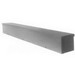 Milbank 8836-GSC3R-NK Wiring Trough; 16 Gauge G90 Galvanized Steel, ANSI 61 Gray