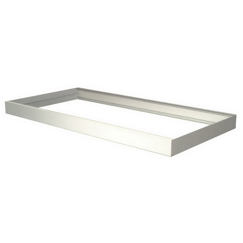 marley qsf2448 berko surface mounting frame 48 inch length x 24 inch width