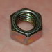 Cooper B-Line 3/8HNYZNBOXED Hex Nut; 3/8 Inch-16, ASTM A536 Grade A Steel, Yellow Zinc