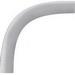 Cantex 5121020 90 Degree Elbow; 3 Inch, Plain End, 24 Inch Radius, PVC, Gray, SCH 80