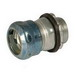 Hubbell Electrical / RACO 2903RT Compression Connector; 3/4 Inch, Steel, Electro-Plated Zinc