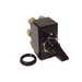Hubbell Electrical / RACO 6418 Toggle Switch; DPST, 125/250 Volt AC, 20 Amp