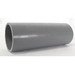 Cantex 6203005 SCH 40 Long Line Repair Coupling; 3 Inch, PVC, Gray