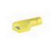 NSI IM12-250-3N Miniterms Male Disconnect; 600 Volt, 12-10 AWG, Nylon, Yellow