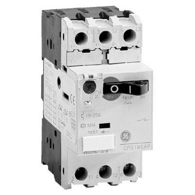 Ge controls gps1bsaf manual motor starter 1 6 amp for Ge manual motor starter