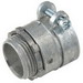 Hubbell Electrical / RACO 2194 Squeeze Connector; 1 Inch, Die-Cast Zinc