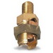 Blackburn / Elastimold SP5DS Mechanical Grounding; 1/0 - 2 AWG, 1/2 - 13 x 3/4 Inch, Bronze