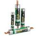 Littelfuse LLSRK010ID Powr-Gard® POWR-PRO® Time-Delay Fuse; Class RK1, 10 Amp, 600 Volt AC, 300 Volt DC, Holder Mount, Ferrule