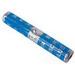 NSI C-400 Long Barrel Compression Splice; 400 MCM, 2 Conductors, 600 Volt, Blue, High Conductivity Copper Tubing, Tin Plated, 1 Pole