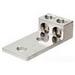 NSI 2-350L2 Panelboard Lug; 600 Volt, 1 Pole, 350 MCM-6 AWG, 5/16 Inch Bolt, Aluminum, Silver