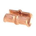 NSI CT-104 0 C-Tap Connector; Copper, 600 Volt, Brown, 4 AWG
