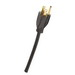 EPCO PSS6 SJT Appliance Power Round Cord; 16/3 AWG, 6 ft, 13 Amp, 125 Volt, Straight plug, Black