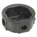 EPCO 15047 Wet/Damp Location Standard Non-Metallic Junction Box; 12.000 Cubic-Inch, Phenolic Plastic
