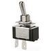 Buchanan 774011 Ideal Toggle Switch; 1-Pole, SPST, 125/227 Volt AC, 20/10 Amp, NICKEL