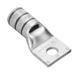 Hubbell Electrical / Burndy YAV4CLTC38FX Hylug™ YAV-L-FX Series Standard Straight Tongue Compression Lug; 1 Hole, 4 AWG Stranded Copper, Gray