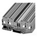 Eaton / Cutler Hammer XBQT15D22 IEC-XB Series IDC Multi-Conductor Terminal Block; 5.2 mm Space, Gray
