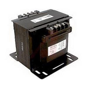Sola/Hevi-Duty E100TF Industrial Control Isolation Transformer; 208/240/415/480/600, 200/230/400/460/575, 220/277/380 Volt Primary, 120/115/110 Volt Secondary, 100 VA