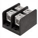 Ilsco PDB-11-2/0-1 MEC 2/0-14 ClearChoice® PDB Dual Rated Power Distribution Block; 600 Volt AC, 175 Amp, Black