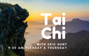 Tai Chi with Eric Hunt