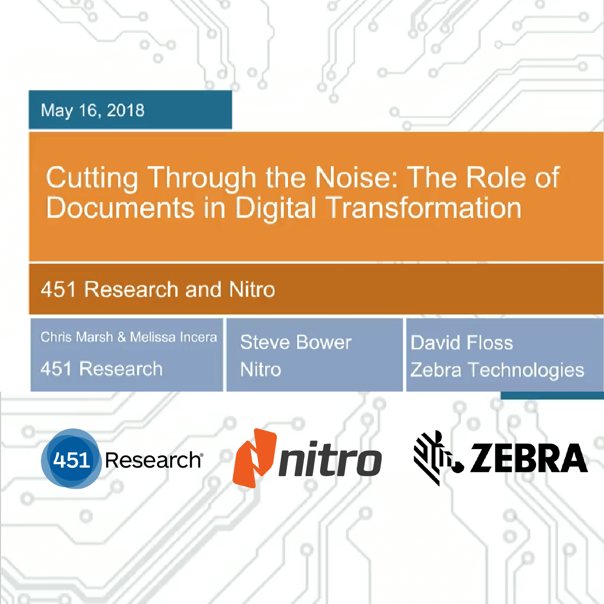 Nitro content library case studies ebooks videos more cutting through the noise the role of documents in digital transformation fandeluxe Image collections