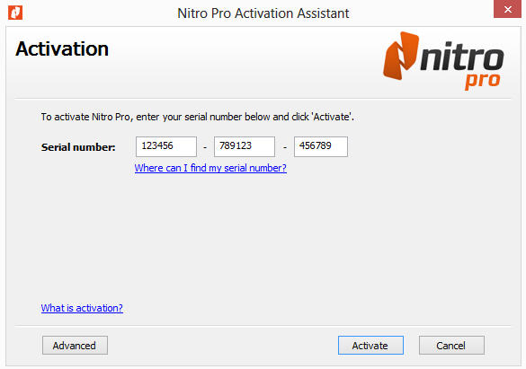 nitro pro 10 serial number crack keygen