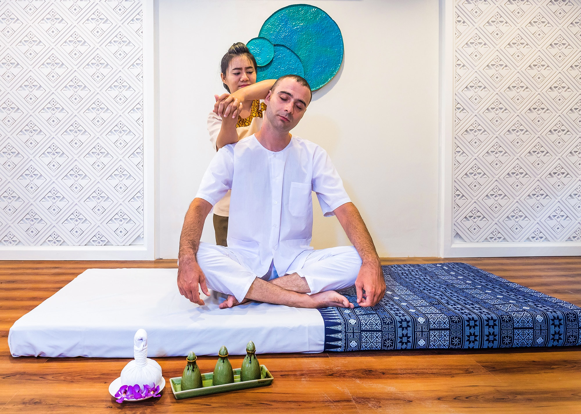 the cabin chiang mai masage