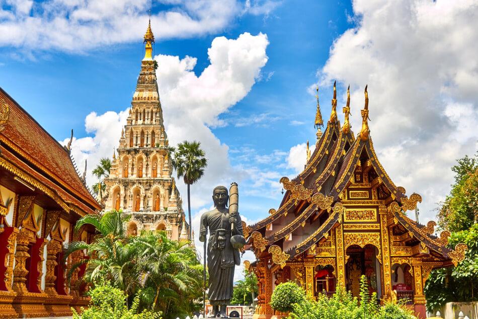 Thailand as a luxury rehab destination