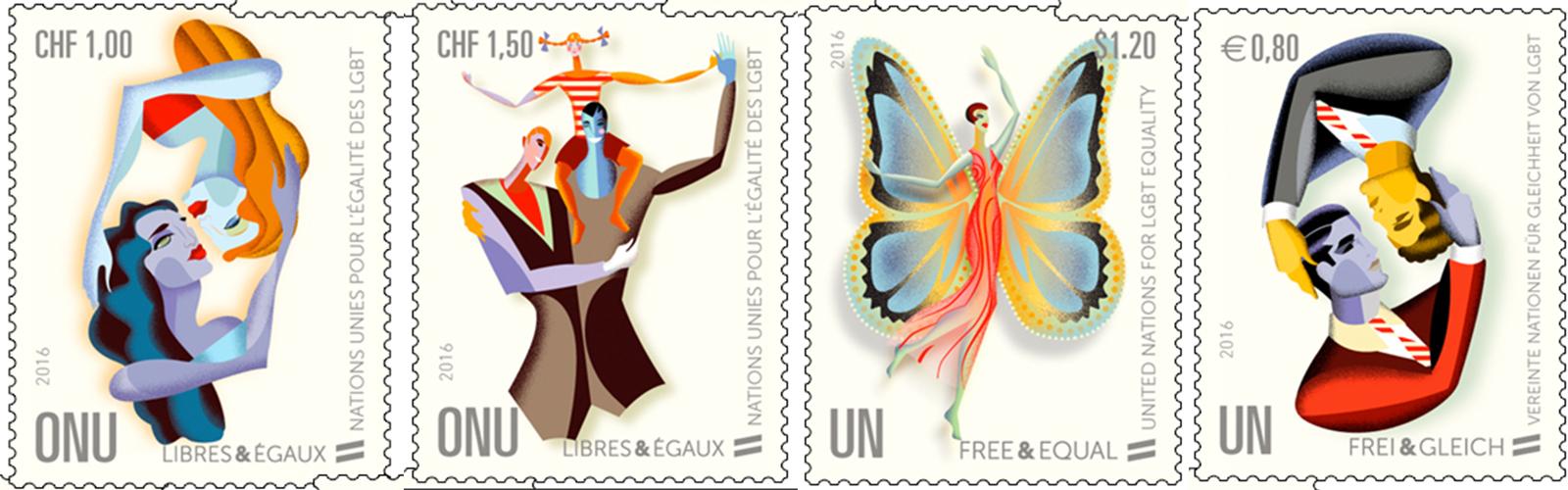 UN-Stamps