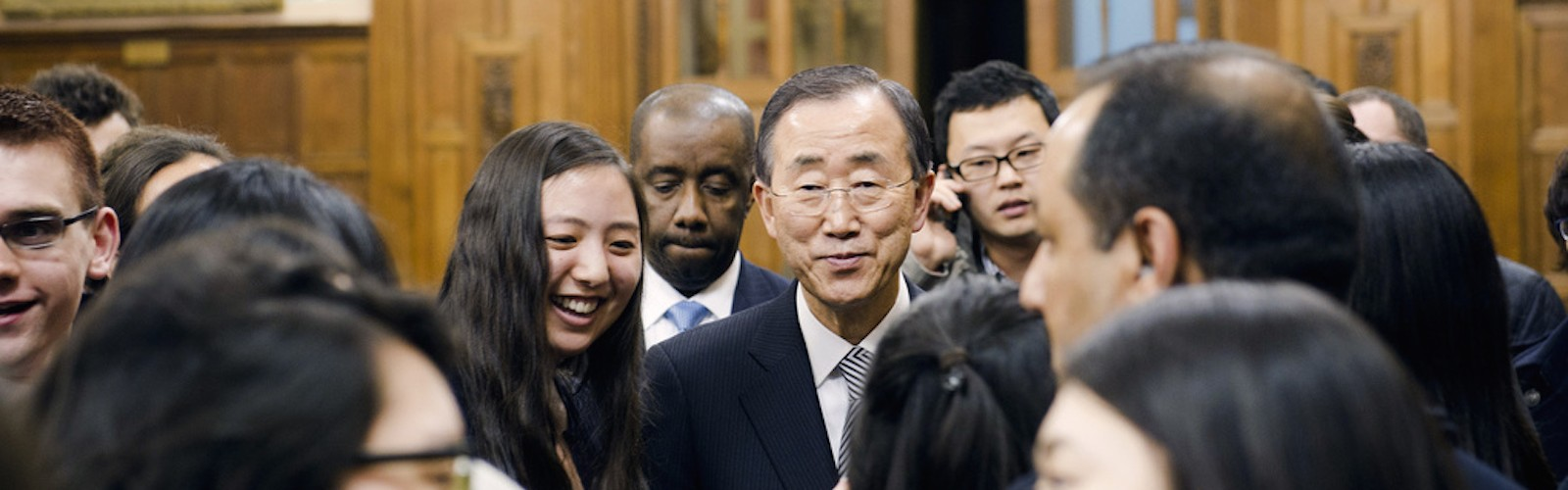 U.N. Secretary General Ban Ki-Moon. (Photo courtesy of U.N. Flickr)