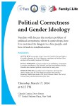 Political Correctness and Gender Ideology
