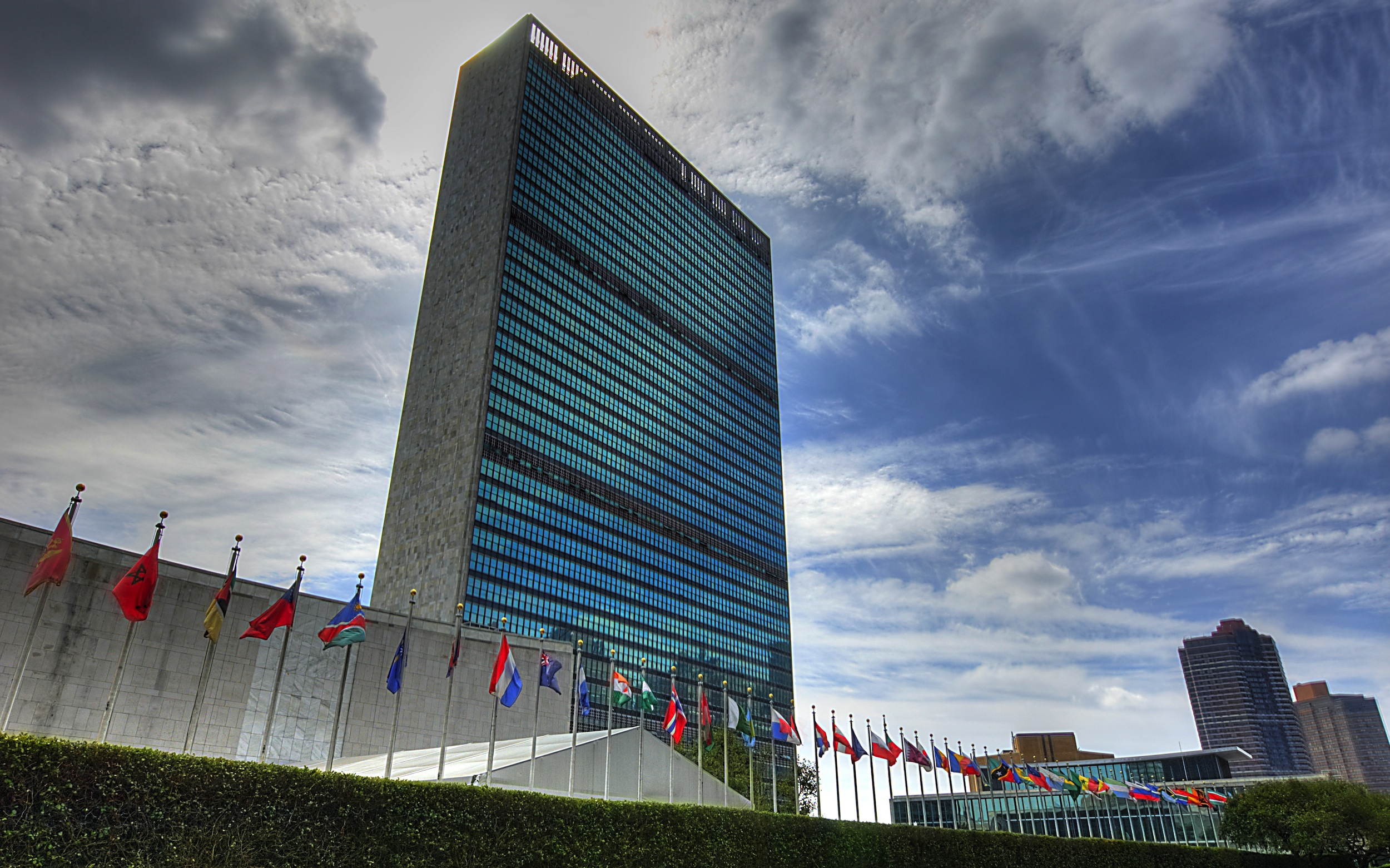 Which Building Is Dc  United Nations
