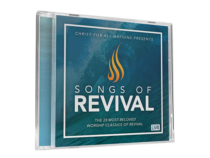Christ for all Nations - Songs of Revival (2-CD Set)