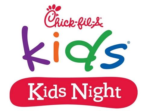 Chick Fil A Kids Night