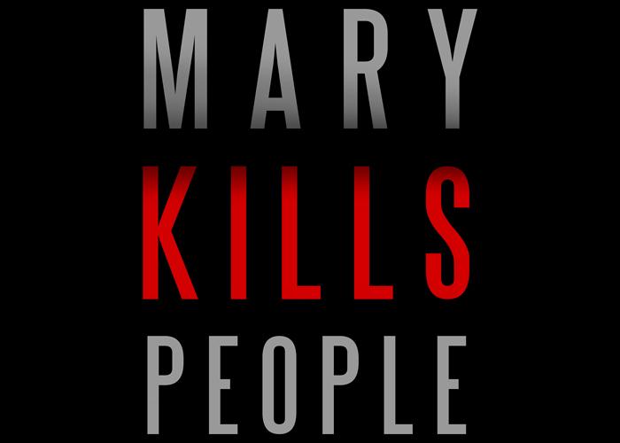 CFC Alumna Tara Armstrong Creator/Writer of 'Mary Kills