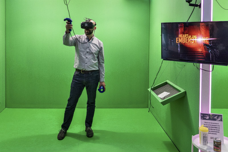 Pulse on VR Exhibition Showcases Canada's Best in VR