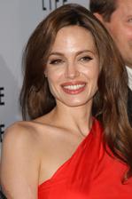 Angelina Jolie Bio Photo