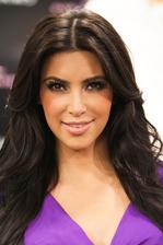 Kim Kardashian Bio Photo