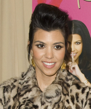 Kourtney Kardashian Bio Photo