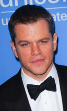 Matt Damon Bio Photo