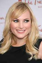 Meghan McCain Bio Photo