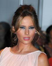 Melania Trump Bio Photo