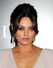 Mila Kunis Bio Photo