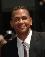 Alex Rodriguez Bio Photo