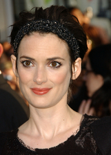 Winona Ryder Bio Photo