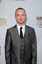 Aaron Paul Bio Photo