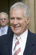 Alex Trebek Bio Photo